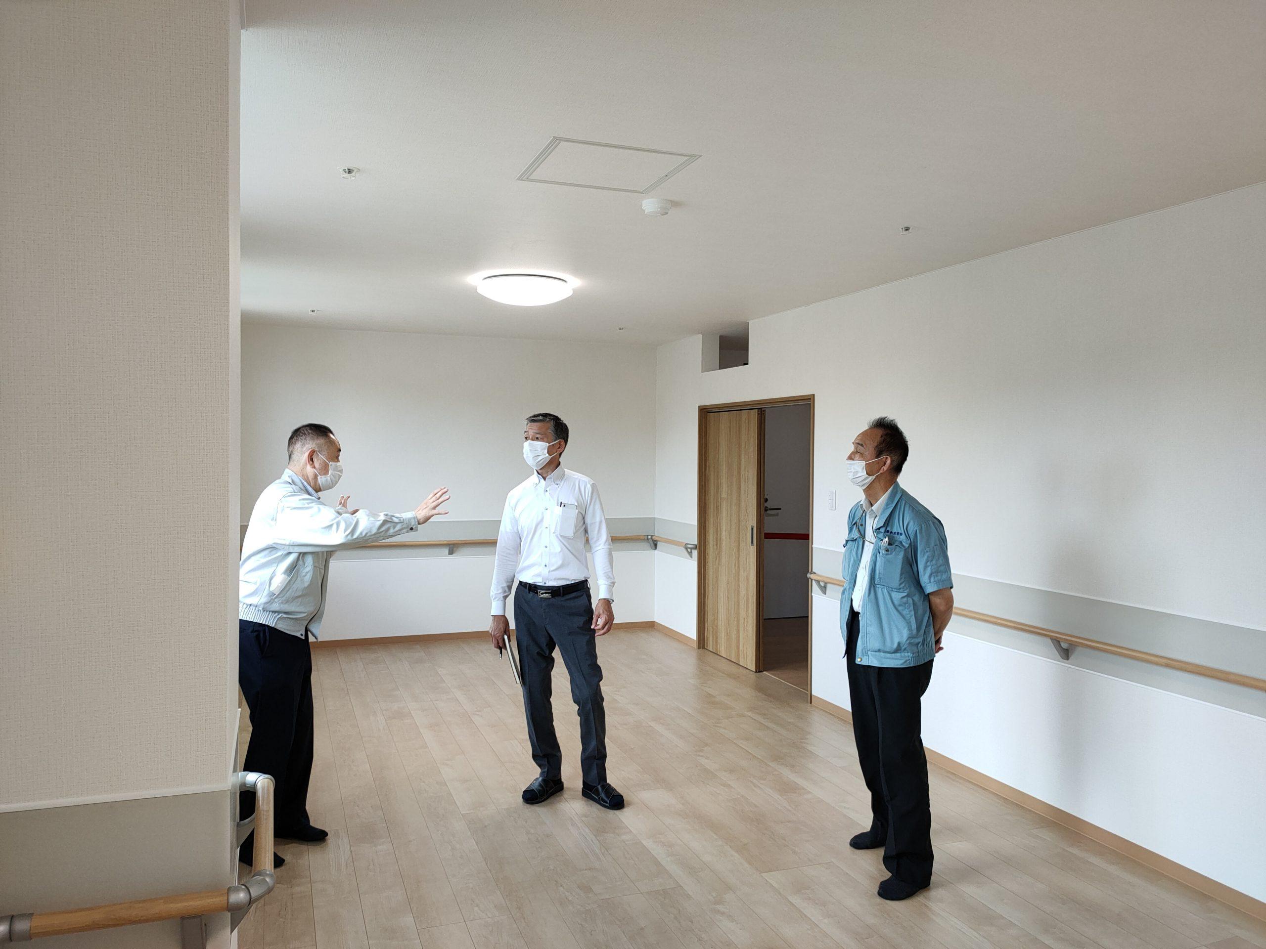 グループホームふるさと様 増築工事設計